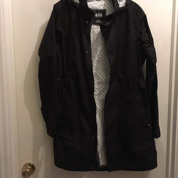 dd85372dec REI Jackets & Coats   Coop Rainier Rain Jacket   Poshmark